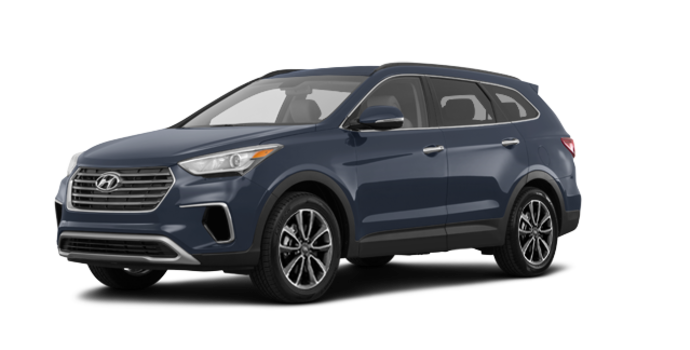 2017 Hyundai Santa Fe XL PREMIUM | Photo 6 | Night Sky Pearl