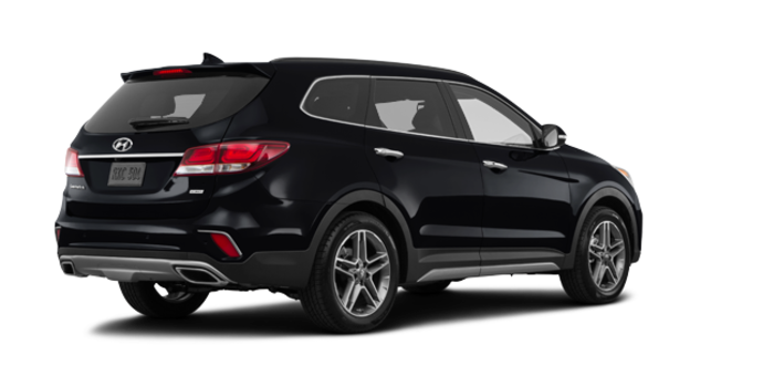 2017 Hyundai Santa Fe XL ULTIMATE | Photo 5 | Becketts Black