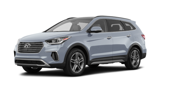 2017 Hyundai Santa Fe XL ULTIMATE | Photo 6 | Circuit Silver
