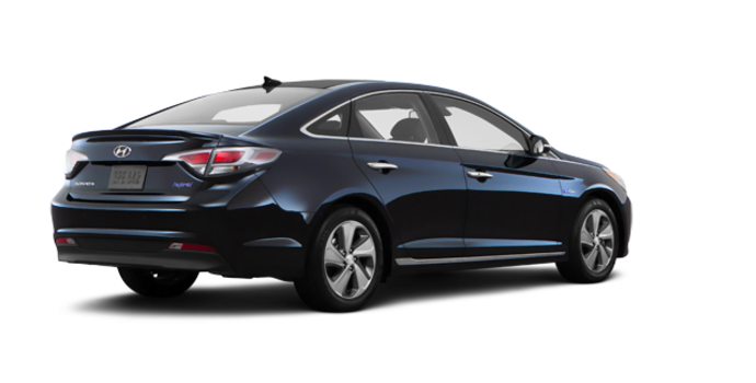 2017 Hyundai Sonata Hybrid ULTIMATE | Photo 5 | Blue