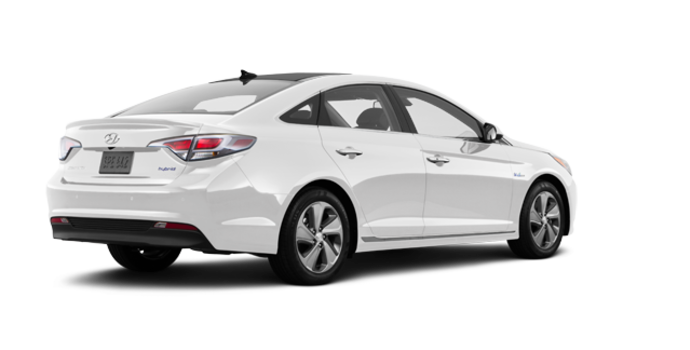 2017 Hyundai Sonata Hybrid ULTIMATE | Photo 5 | White