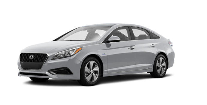 2017 Hyundai Sonata Hybrid ULTIMATE | Photo 6 | Silver