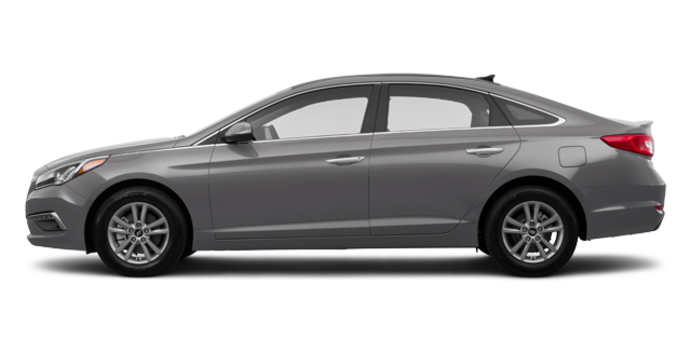 2017 Hyundai Sonata GLS | Photo 4 | Polished Metal