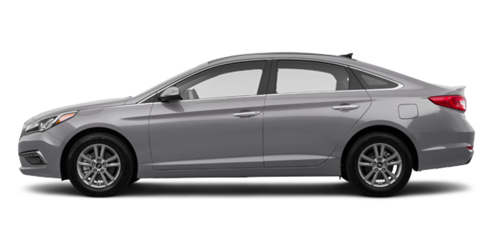 2017 Hyundai Sonata GLS | Photo 4 | Platinum Silver