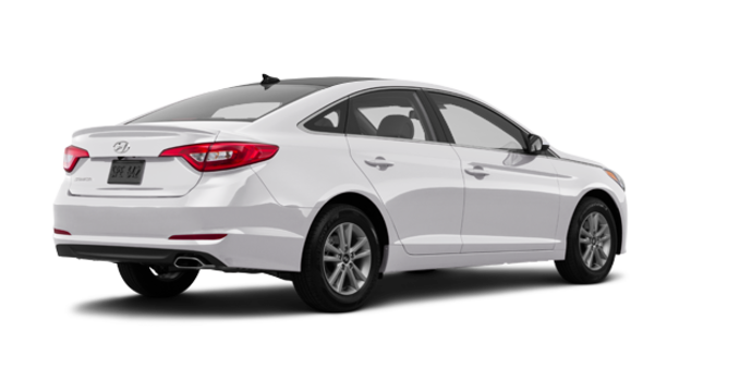 2017 Hyundai Sonata GLS | Photo 5 | Ice White