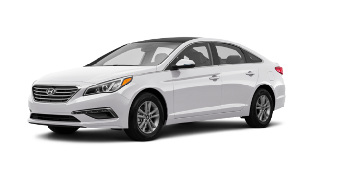 2017 Hyundai Sonata GLS | Photo 6 | Ice White