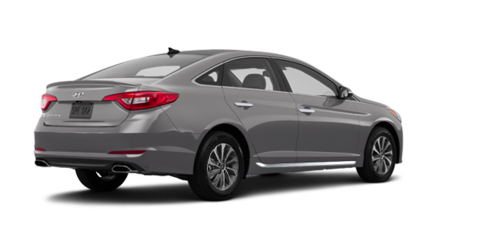 2017 Hyundai Sonata SPORT TECH | Photo 5 | Polished Metal