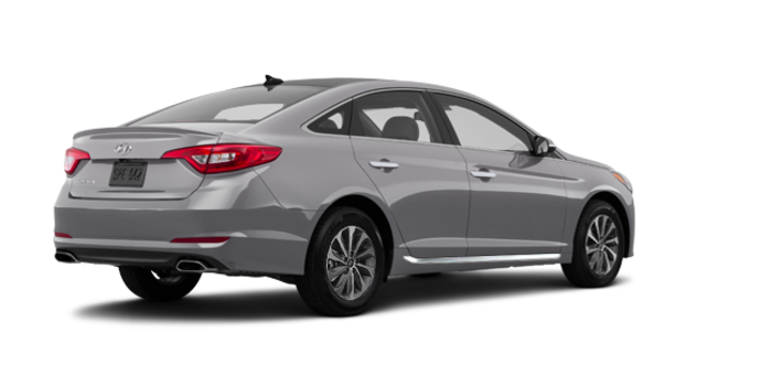 2017 Hyundai Sonata SPORT TECH | Photo 5 | Platinum Silver