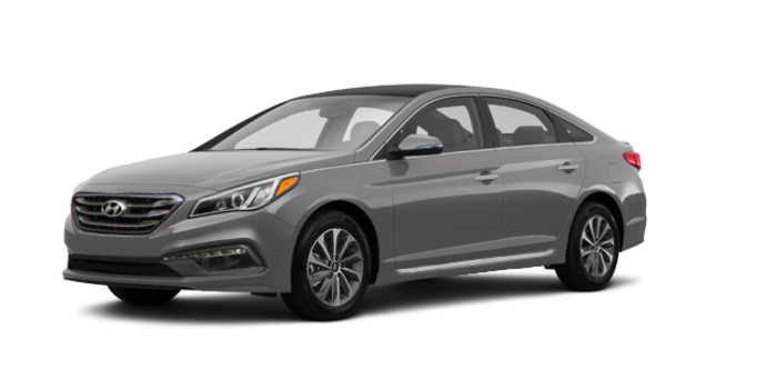 2017 Hyundai Sonata SPORT TECH | Photo 6 | Polished Metal