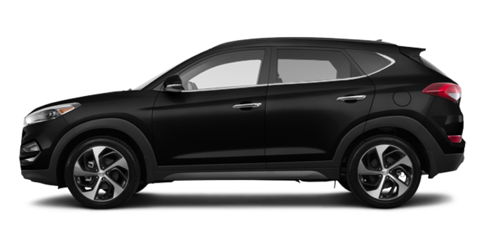 2017 Hyundai Tucson 1.6T LIMITED AWD | Photo 4 | Ash Black