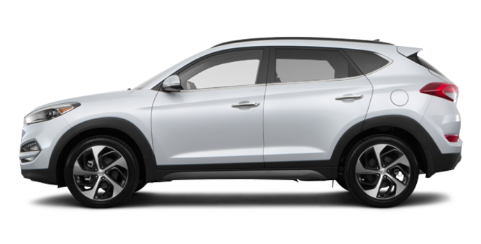 2017 Hyundai Tucson 1.6T LIMITED AWD | Photo 4 | Chromium Silver