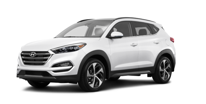 2017 Hyundai Tucson 1.6T LIMITED AWD | Photo 6 | Winter White