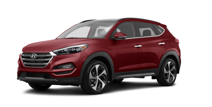 2017 Hyundai Tucson 1.6T LIMITED AWD | Photo 6 | Ruby Wine