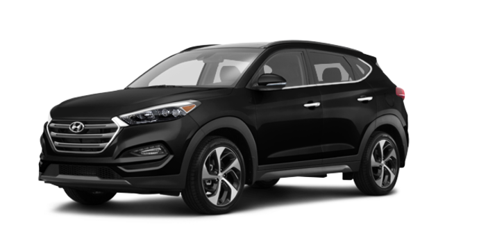 2017 Hyundai Tucson 1.6T LIMITED AWD | Photo 6 | Ash Black
