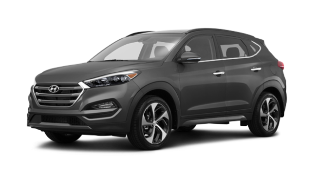 2017 Hyundai Tucson 1.6T LIMITED AWD | Photo 6 | Coliseum Grey