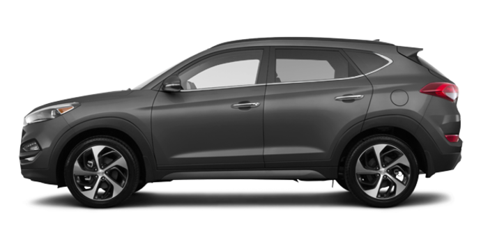 2017 Hyundai Tucson 1.6T SE AWD | Photo 4 | Coliseum Grey