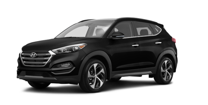 2017 Hyundai Tucson 1.6T SE AWD | Photo 6 | Ash Black