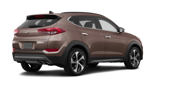 2017 Hyundai Tucson 1.6T ULTIMATE AWD | Photo 5 | Mojave Sand