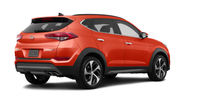 2017 Hyundai Tucson 1.6T ULTIMATE AWD | Photo 5 | Sedona Sunset