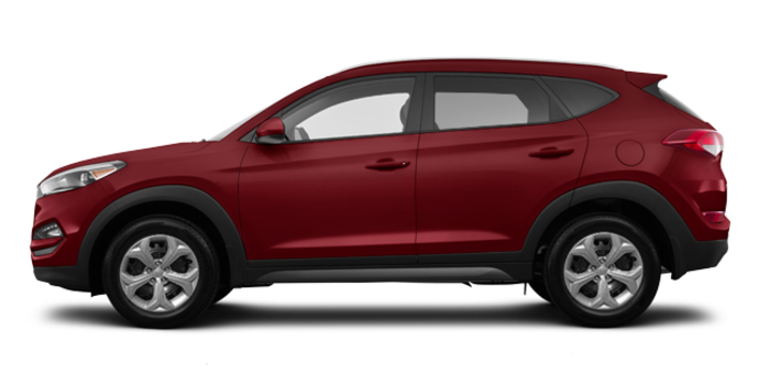 2017 Hyundai Tucson 2.0L | Photo 4 | Ruby Wine
