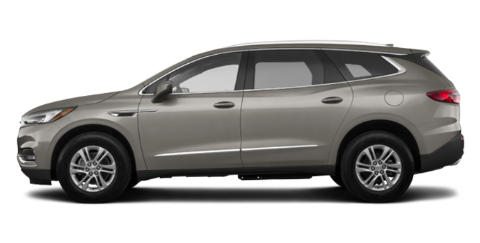 2018 Buick Enclave ESSENCE | Photo 4 | Pepperdust Metallic