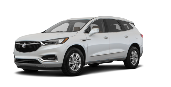 2018 Buick Enclave ESSENCE | Photo 6 | White Frost Tricoat