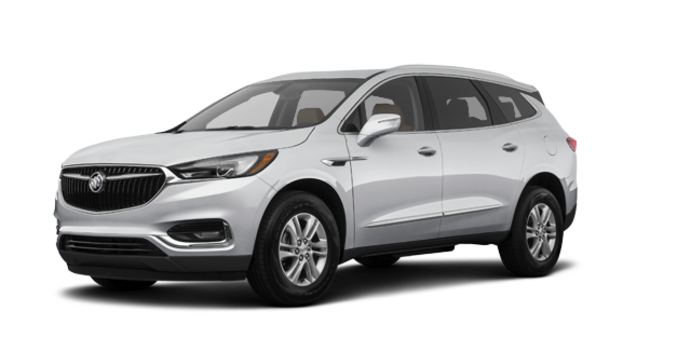 2018 Buick Enclave ESSENCE | Photo 6 | Quicksilver Metallic