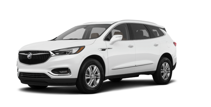 2018 Buick Enclave ESSENCE | Photo 6 | Summit White
