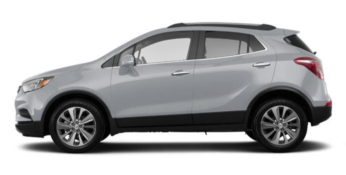 2018 Buick Encore PREFERRED | Photo 4 | Quicksilver Metallic