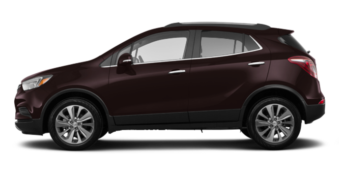 2018 Buick Encore PREFERRED | Photo 4 | Black Cherry Metallic
