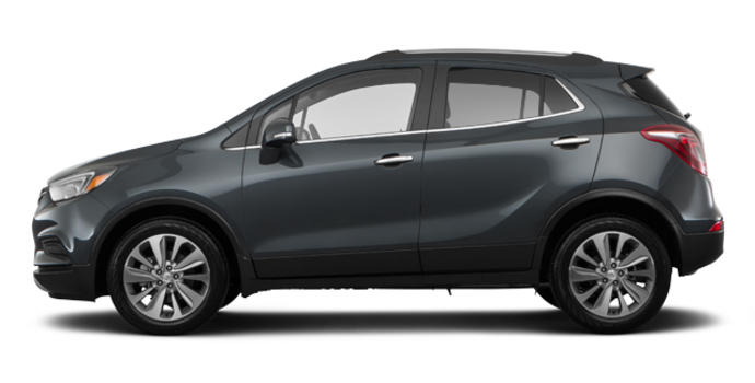 2018 Buick Encore PREFERRED | Photo 4 | Graphite Grey Metallic