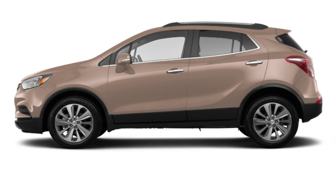 2018 Buick Encore PREFERRED | Photo 4 | Coppertino metallic