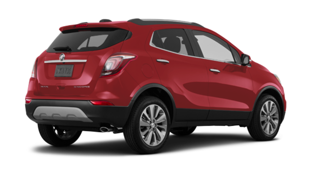 2018 Buick Encore PREFERRED | Photo 5 | Winterberry Red Metallic
