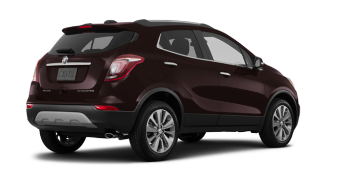 2018 Buick Encore PREFERRED | Photo 5 | Black Cherry Metallic