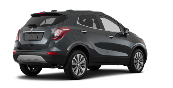 2018 Buick Encore PREFERRED | Photo 5 | Graphite Grey Metallic