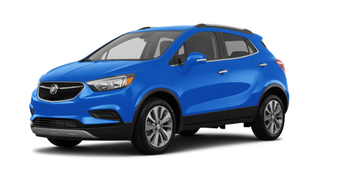 2018 Buick Encore PREFERRED | Photo 6 | Coastal Blue Metallic