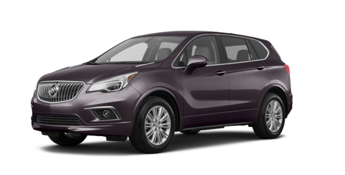 2018 Buick Envision Preferred | Photo 6 | Midnight Amethyst Metallic