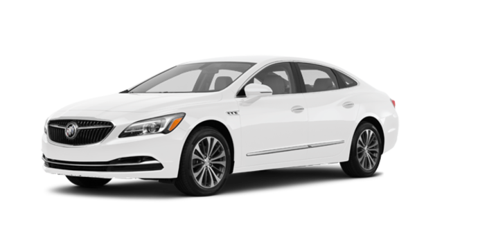 2018 Buick LaCrosse ESSENCE | Photo 6 | White Frost Tricoat