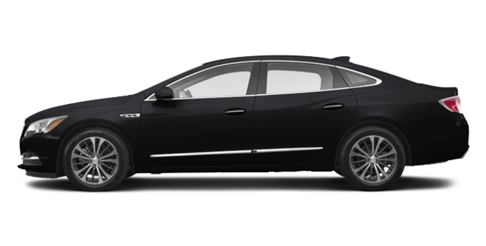 2018 Buick LaCrosse PREFERRED | Photo 4 | Black Onyx