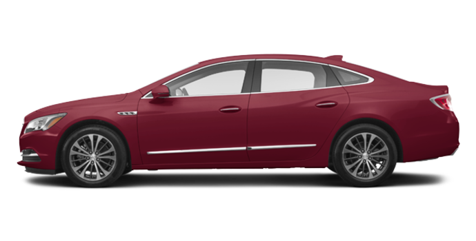 2018 Buick LaCrosse PREFERRED | Photo 4 | Red quartz tintcoat