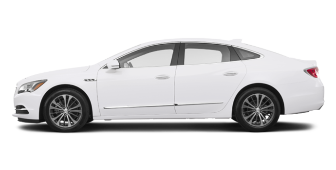 2018 Buick LaCrosse PREFERRED | Photo 4 | Summit White