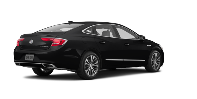 2018 Buick LaCrosse PREFERRED | Photo 5 | Ebony Twilight Metallic