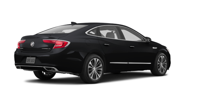 2018 Buick LaCrosse PREFERRED | Photo 5 | Black Onyx