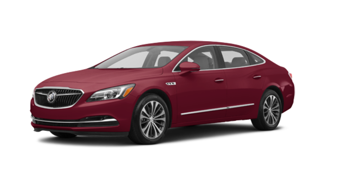 2018 Buick LaCrosse PREFERRED | Photo 6 | Red quartz tintcoat