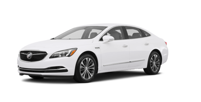 2018 Buick LaCrosse PREFERRED | Photo 6 | Summit White