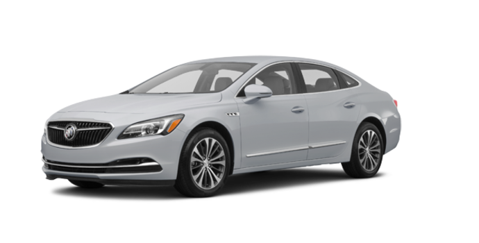 2018 Buick LaCrosse PREFERRED | Photo 6 | Quicksilver Metallic