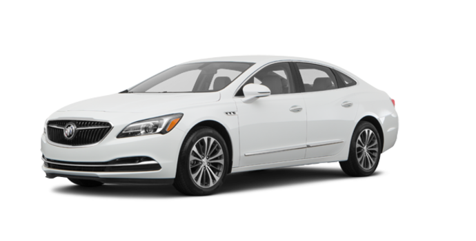 2018 Buick LaCrosse PREFERRED | Photo 6 | White Frost Tricoat