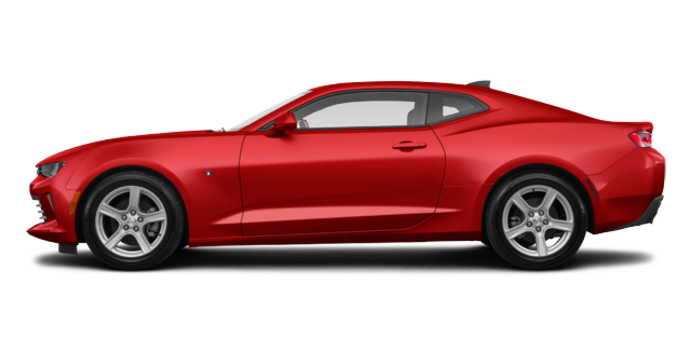 2018 Chevrolet Camaro coupe 1LS | Photo 4 | Red Hot