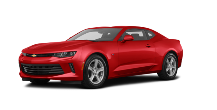 2018 Chevrolet Camaro coupe 1LS | Photo 6 | Red Hot