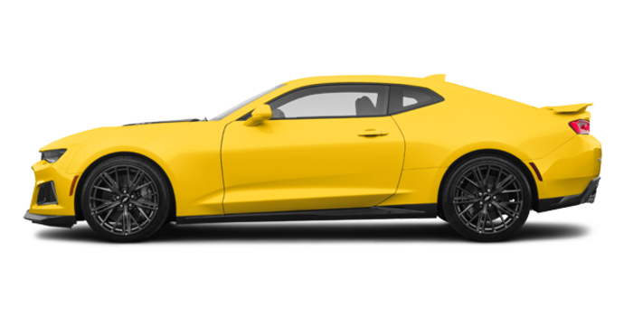 2018 Chevrolet Camaro coupe ZL1 | Photo 4 | Bright Yellow